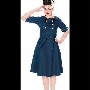 Lindy Bop Velma retro style dress.